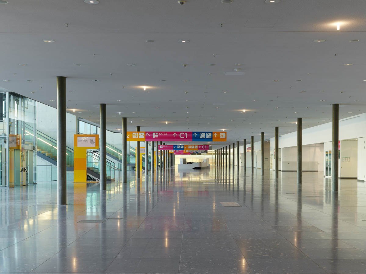 ICS International Congresscenter Stuttgart